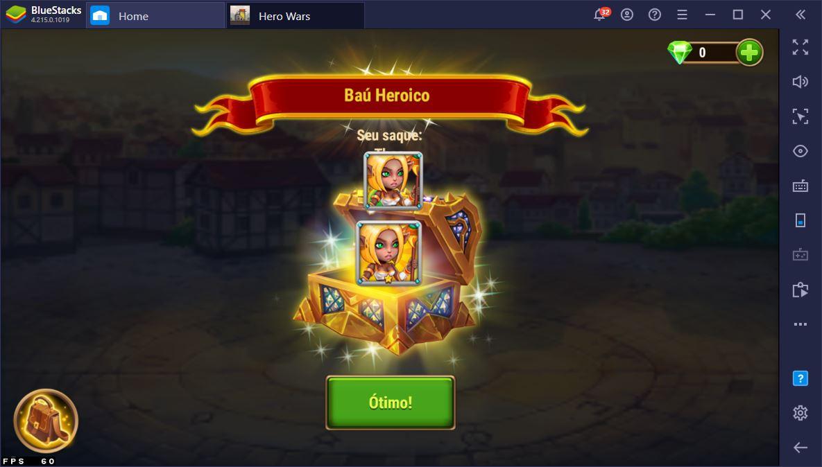Hero Wars: Guia básico para você entender esse MMORPG