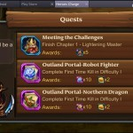 Heroes Charge - Quests