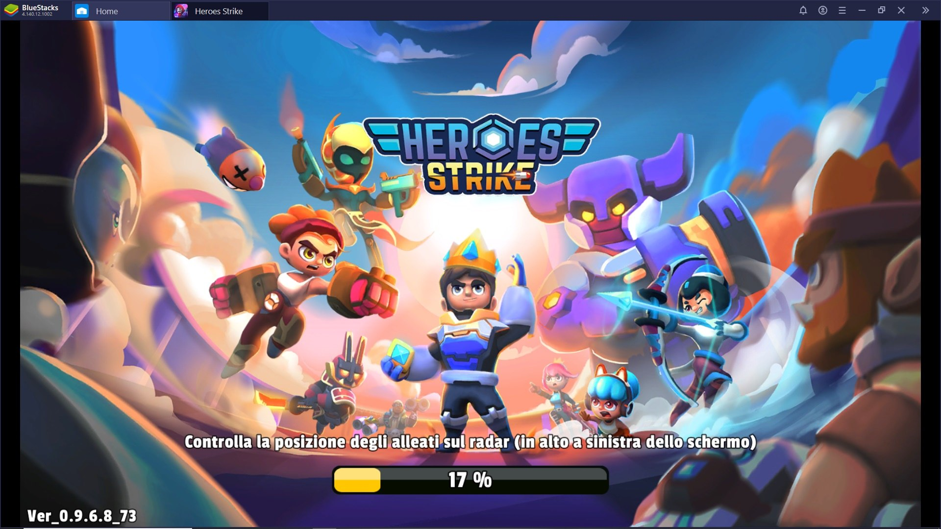 La Guida per i Neofiti di Heroes Strike: from zero to hero!