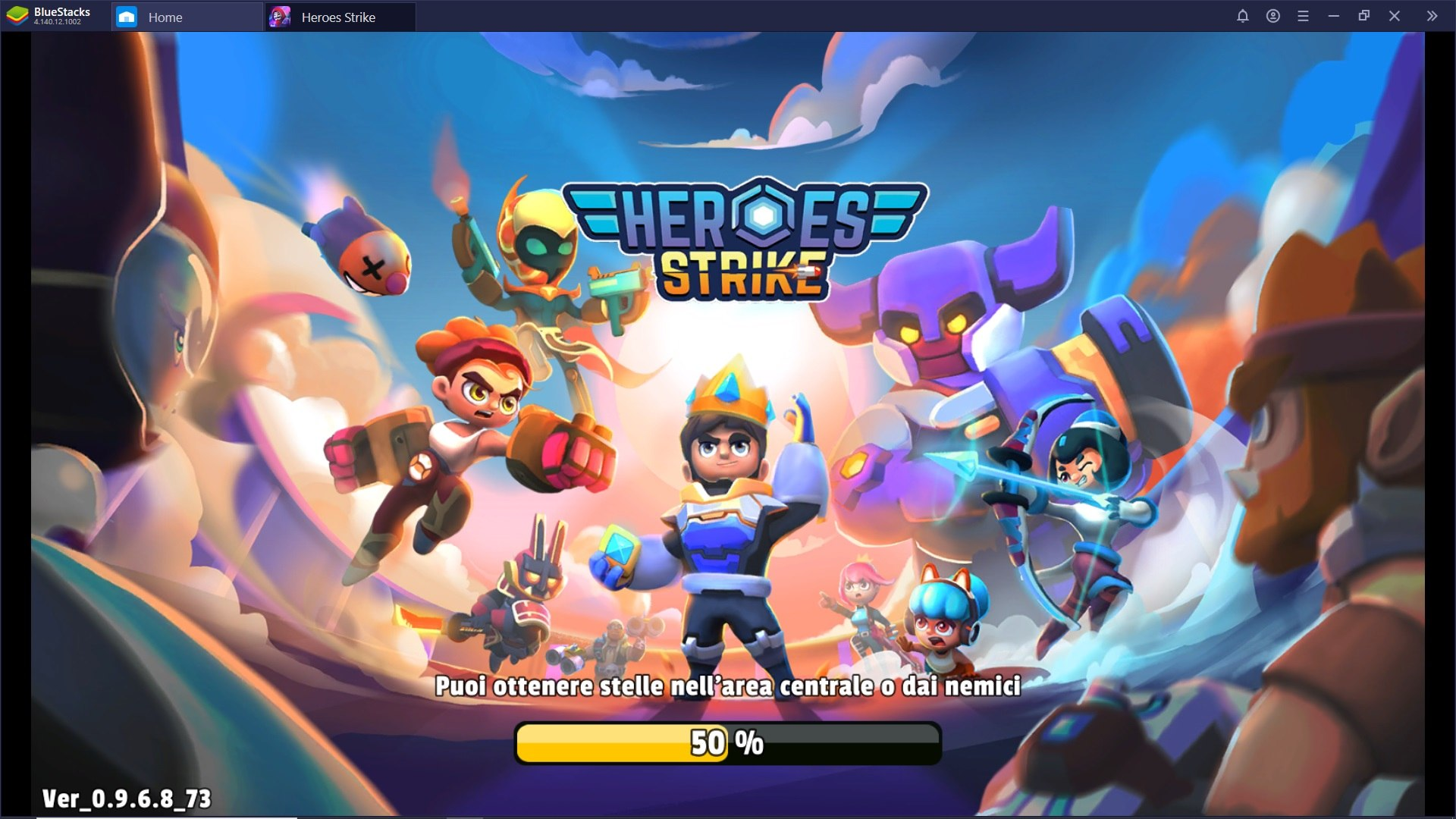 Gioca a Heroes Strike: il nuovo MOBA game è disponibile con Bluestacks