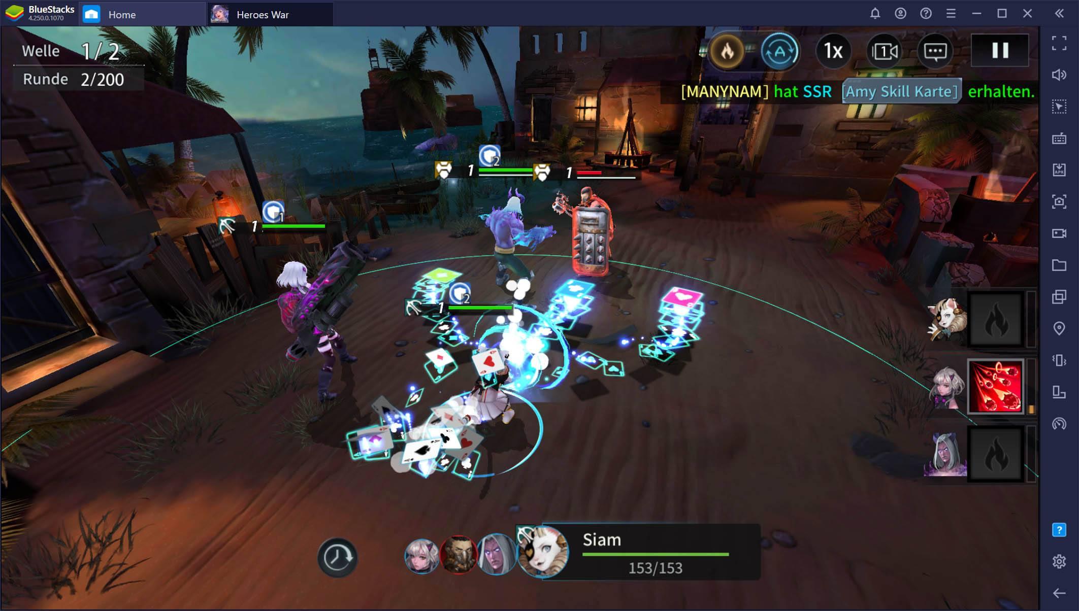 Heroes War: Counterattack auf dem PC – So spielst du das neueste Strategie-Rollenspiel von Com2U