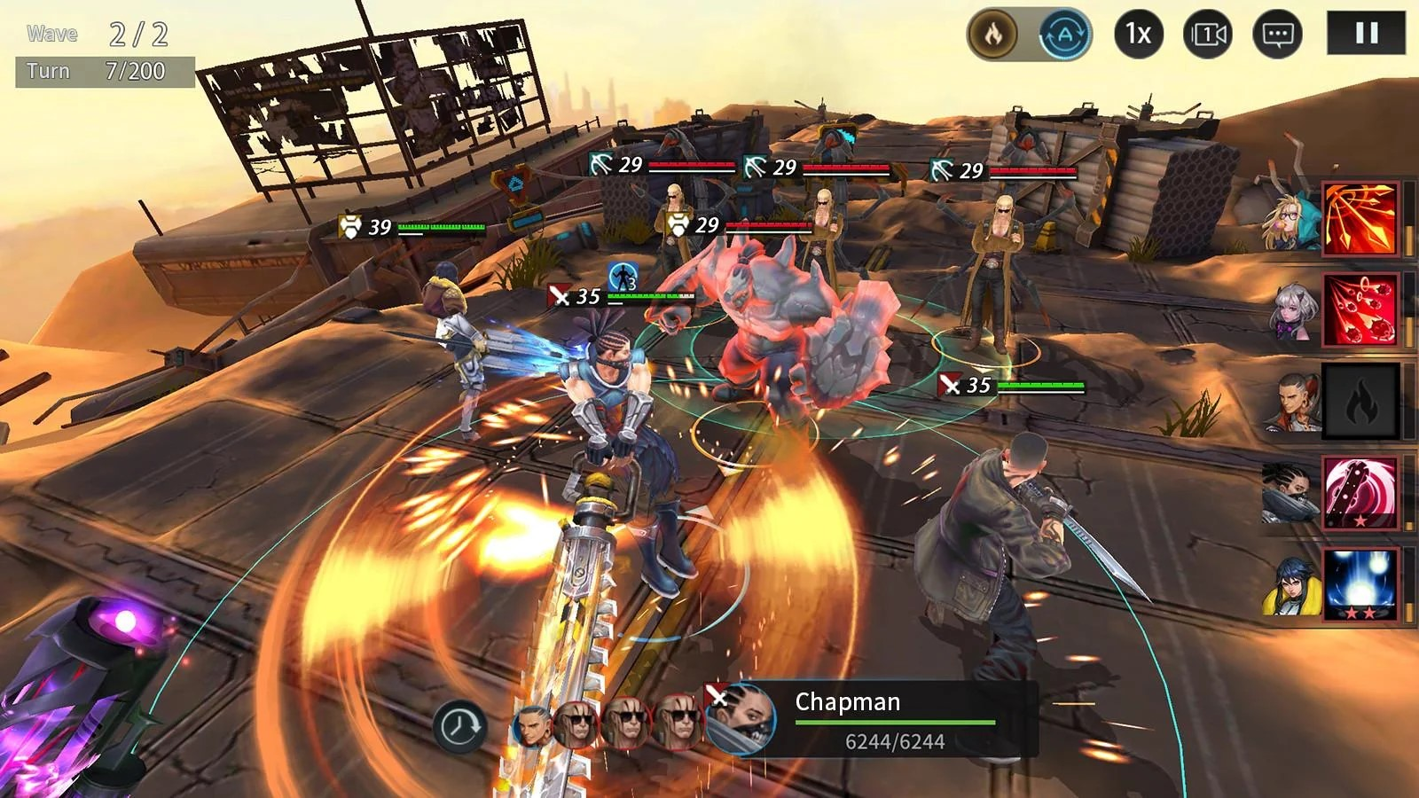 Heroes War: Counterattack – Fecha de Lanzamiento, Características, y Otros Detalles