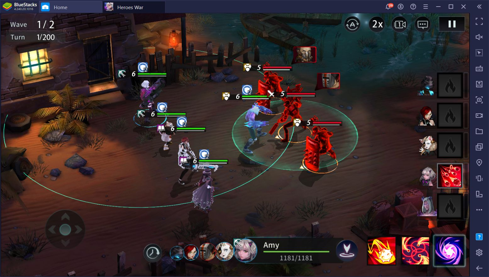 Heroes War: Counterattack – How to Reroll and Other Useful Tips and Tricks