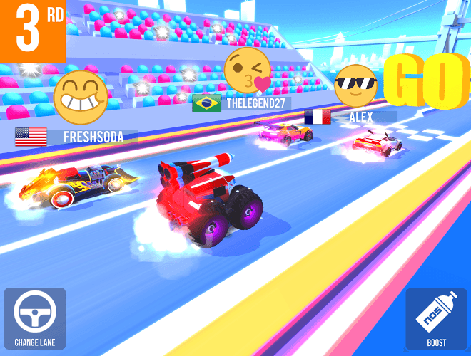 Play SUP Multiplayer Racing on PC 22