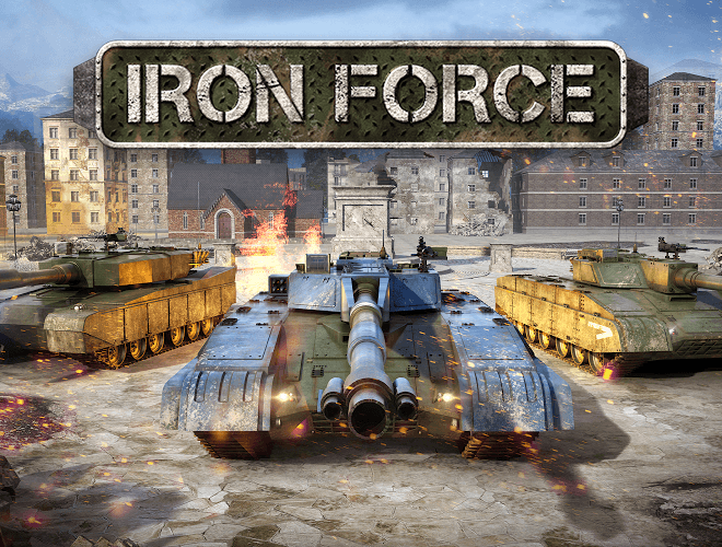 Играй Iron Force На ПК 10