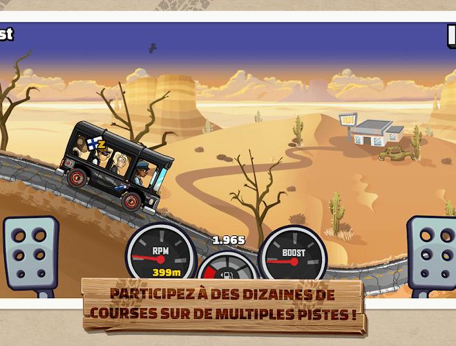 Jouez à  Hill Climb Racing 2 sur PC 8