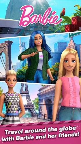 Play Barbie Sparkle Blast on PC 4