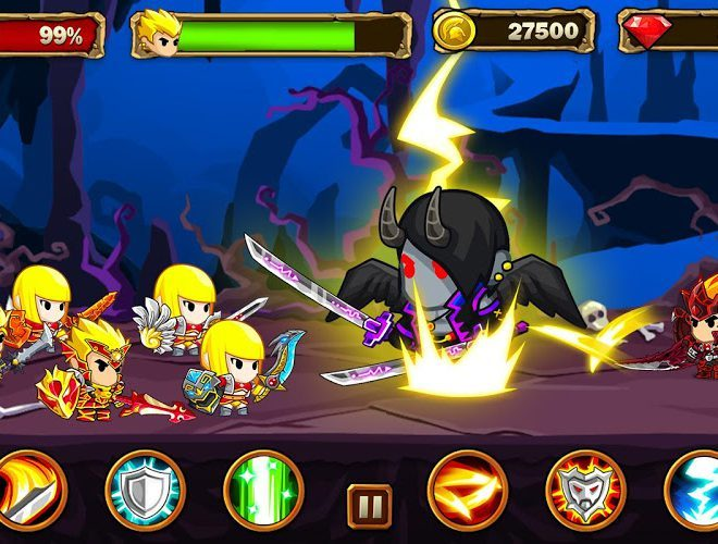 Играй Pocket Army На ПК 16