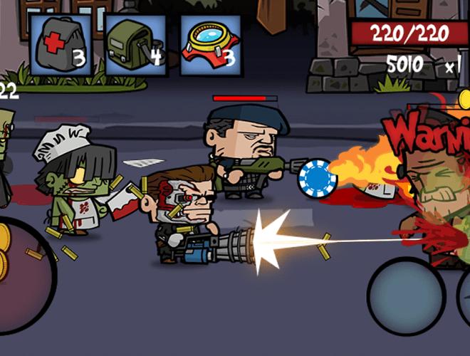 Играй Zombie Age 2 На ПК 9