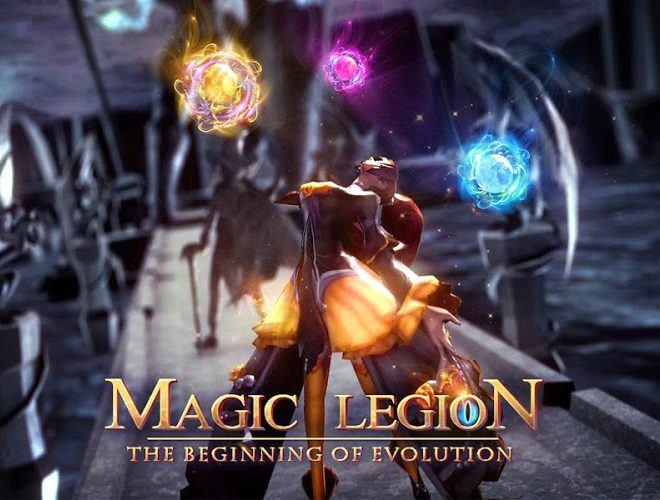 Играй Magic Legion — Age of Heroes На ПК 13