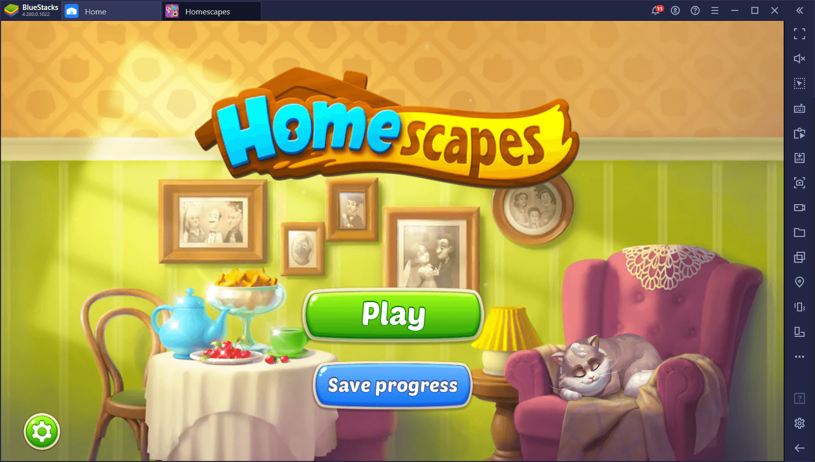 Homescapes – How to Install and Play the Popular Match-3 Game on PC