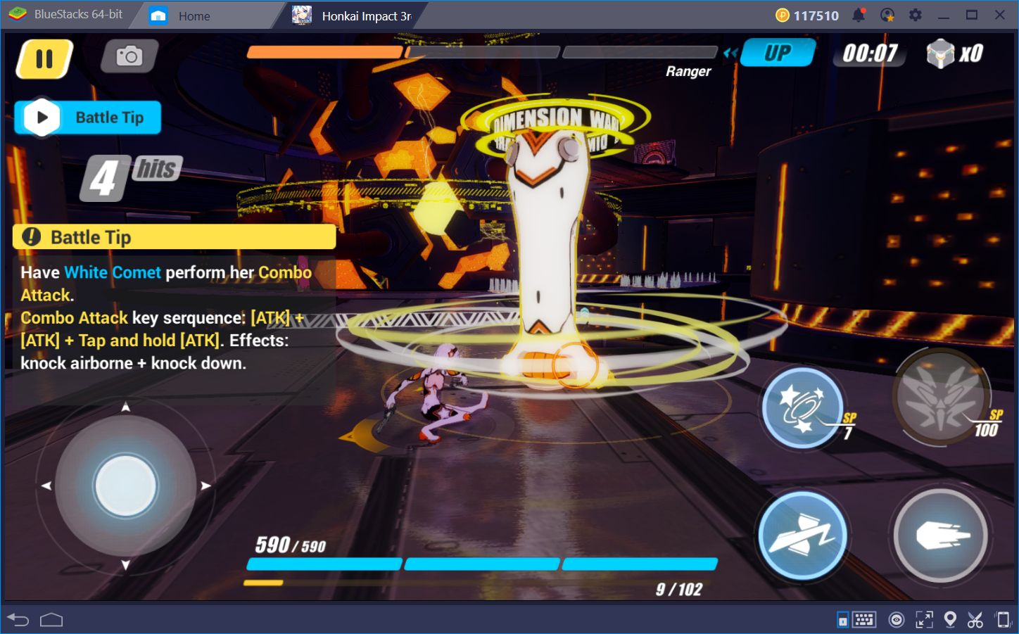 Honkai Impact 3rd on BlueStacks—Optimize Your Performance with our Tools