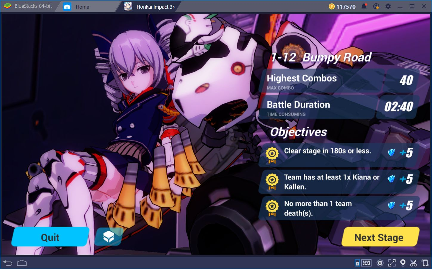 Combat Tactics for Honkai Impact 3rd | BlueStacks