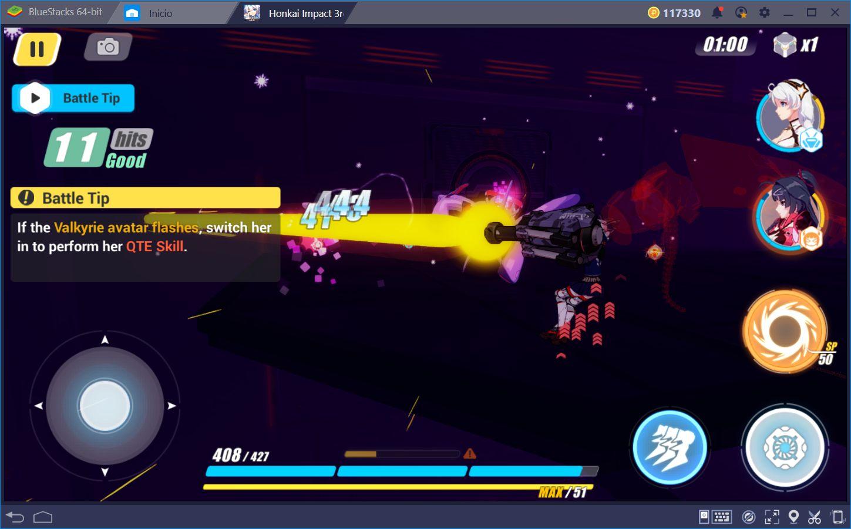 Honkai Impact 3rd—¿El Mejor Juego de Acción en BlueStacks?