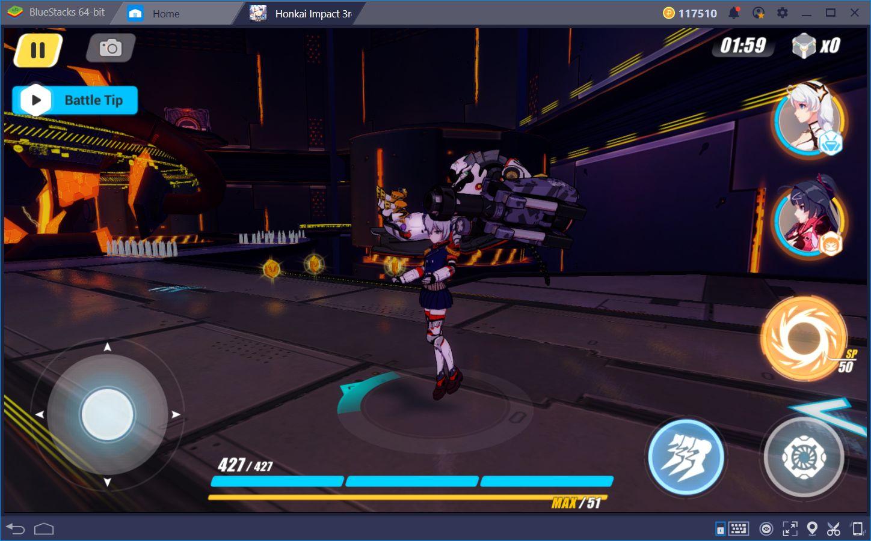 BlueStacks ile Honkai Impact 3rd Bilgisayarda – Performansınızı Optimize Edin