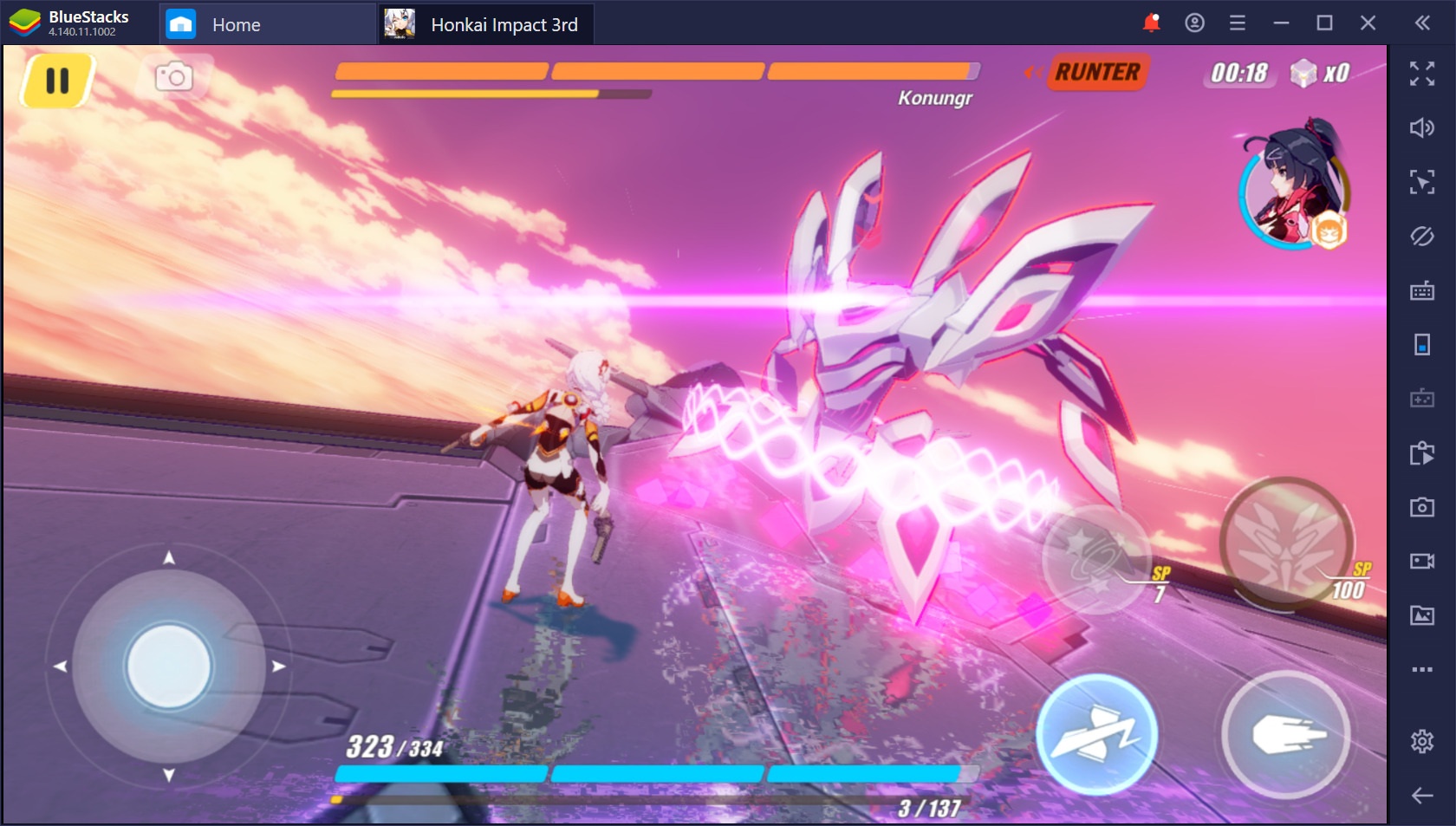Honkai Impact 3rd – Das beste Action-Spiel auf BlueStacks?
