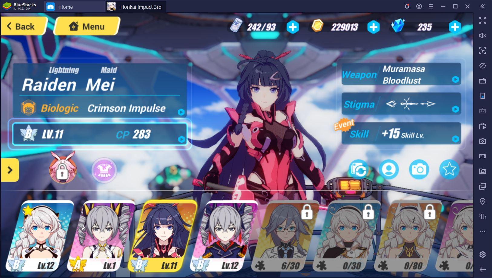 PC'de Honkai Impact 3rd – F2P Oyuncuları İçin İpuçları ve Püf Noktaları