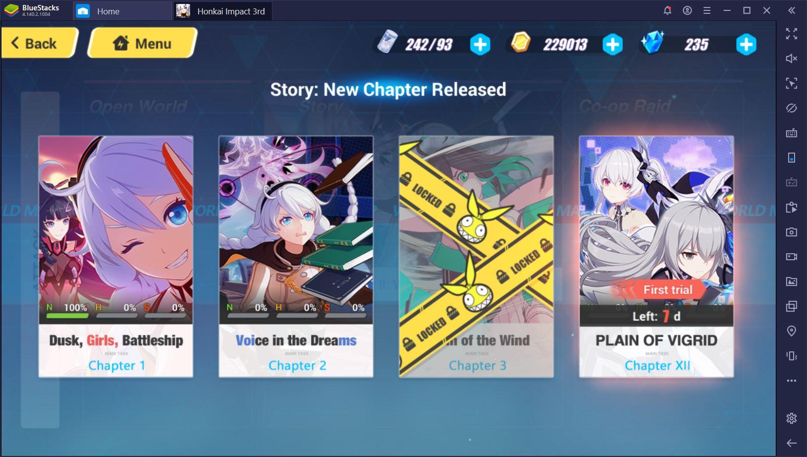 PC'de Honkai Impact 3rd - F2P Oyuncuları İçin İpuçları ve Püf Noktaları