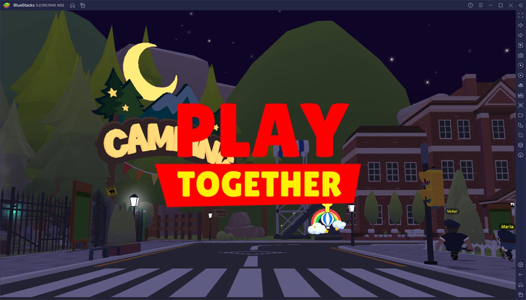 Wie man Play Together auf dem PC mit BlueStacks installiert