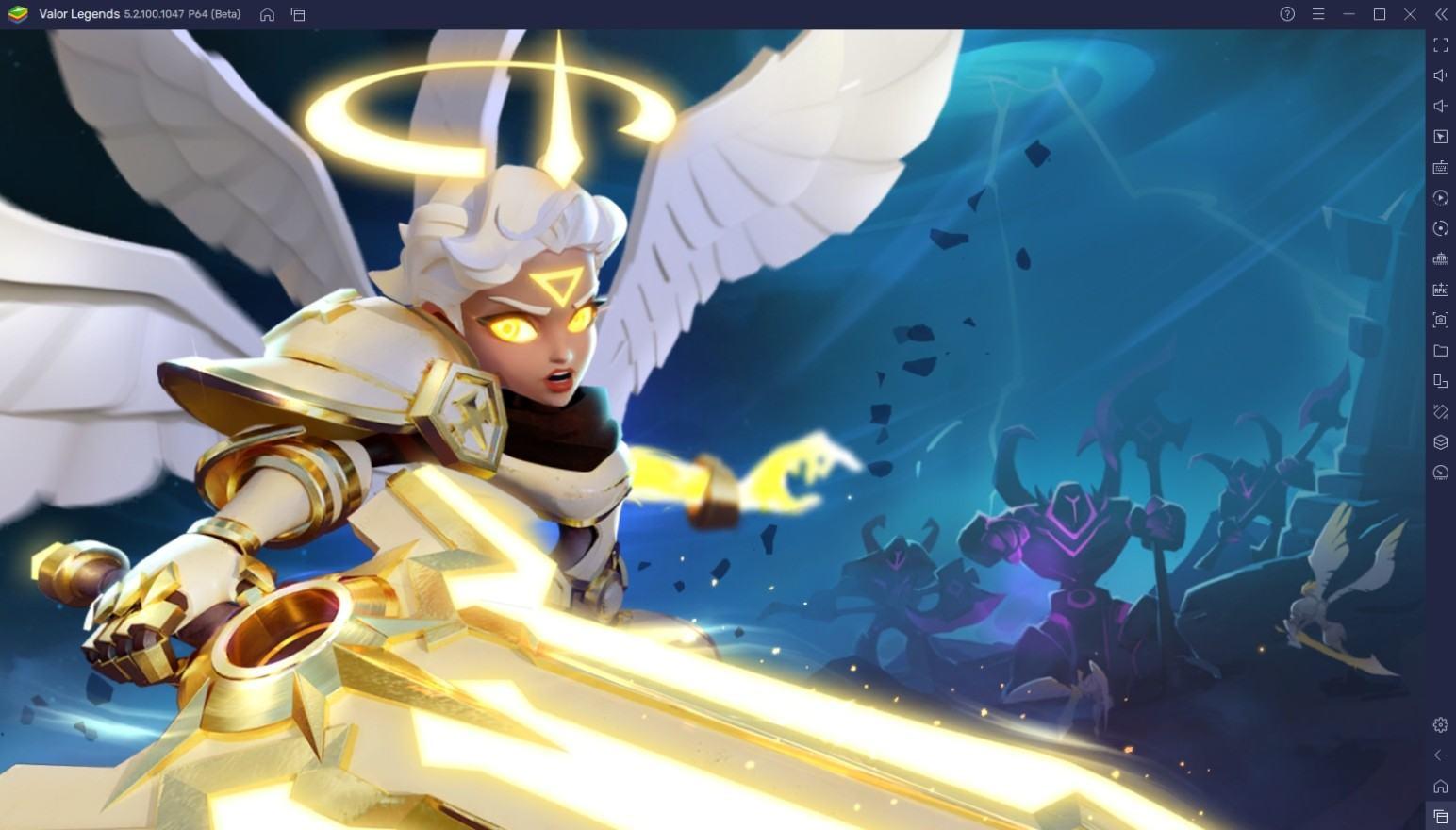 Wie man Valor Legends: Eternity auf dem PC mit BlueStacks spielt
