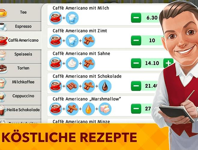 Spiele My Cafe Recipes & Stories auf PC 16