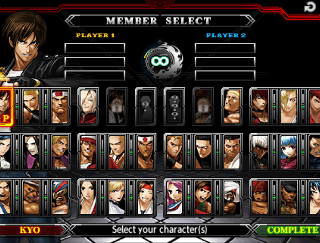 Играй THE KING OF FIGHTERS-A 2012 На ПК 3