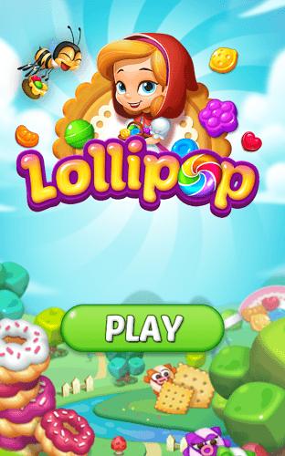 즐겨보세요 Lollipop: Sweet Taste Match 3 on PC 6