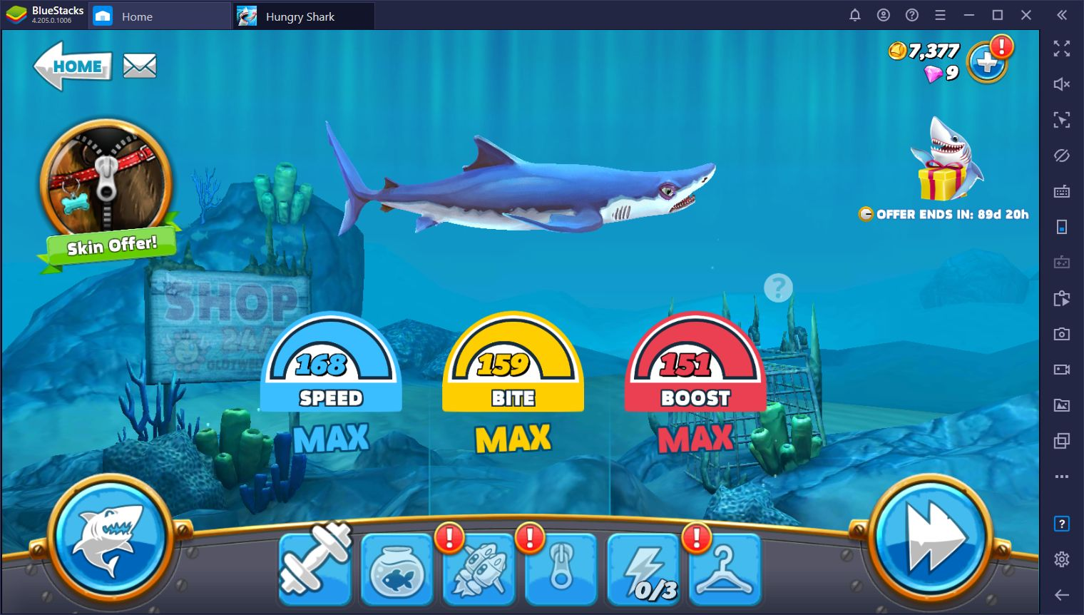Hungry Shark World - Beginner's Guide for Getting Started