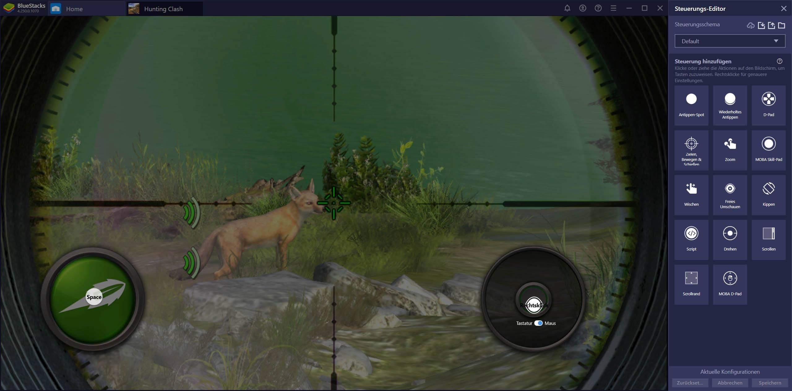Hunting Clash: Jagdspiel auf dem PC – So spielst du mit BlueStacks
