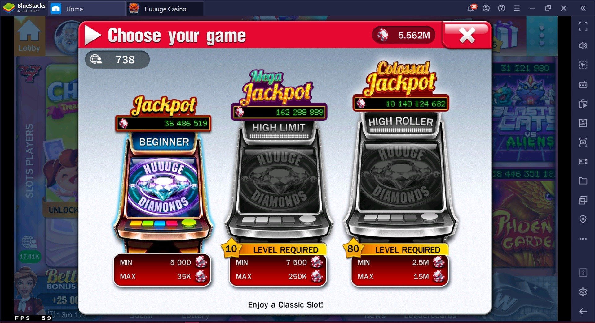 Beginner's Guide to Huuuge Casino Slots