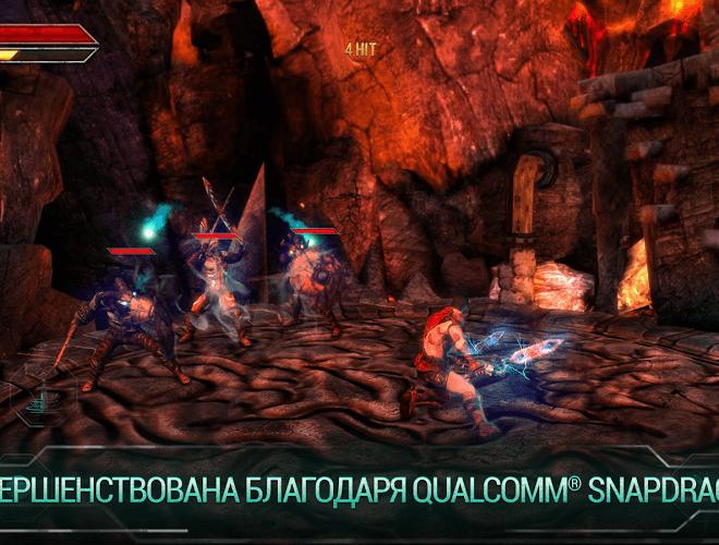 Играй Godfire: Rise of Prometheu На ПК 6