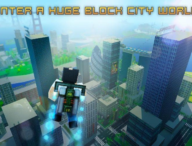 Play Block City Wars on pc 3
