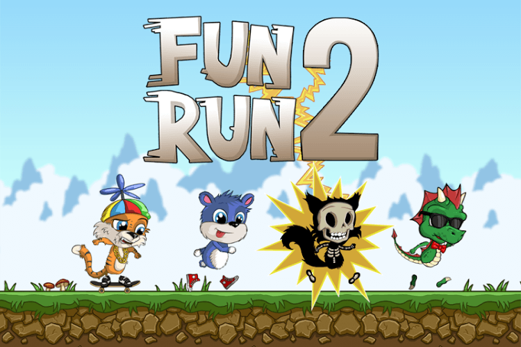 Download Fun Run 2 – Multiplayer Race on PC with BlueStacks