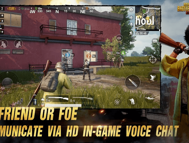 Jogue PubG Mobile para PC 3