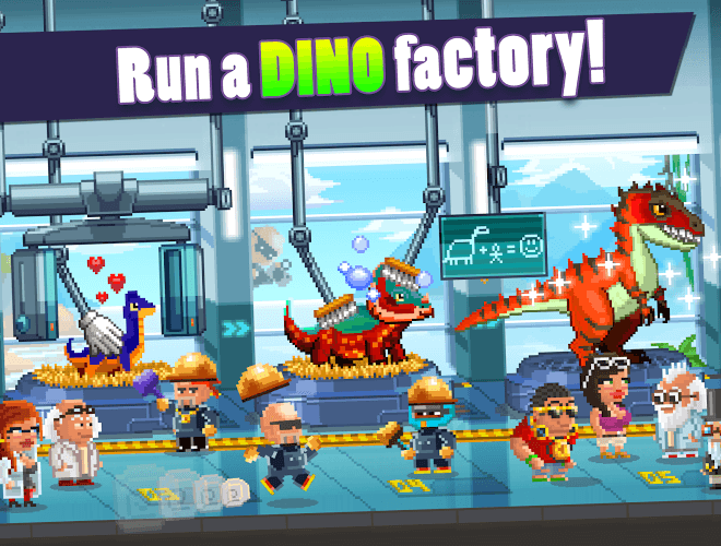 Play Dino Factory on pc 9