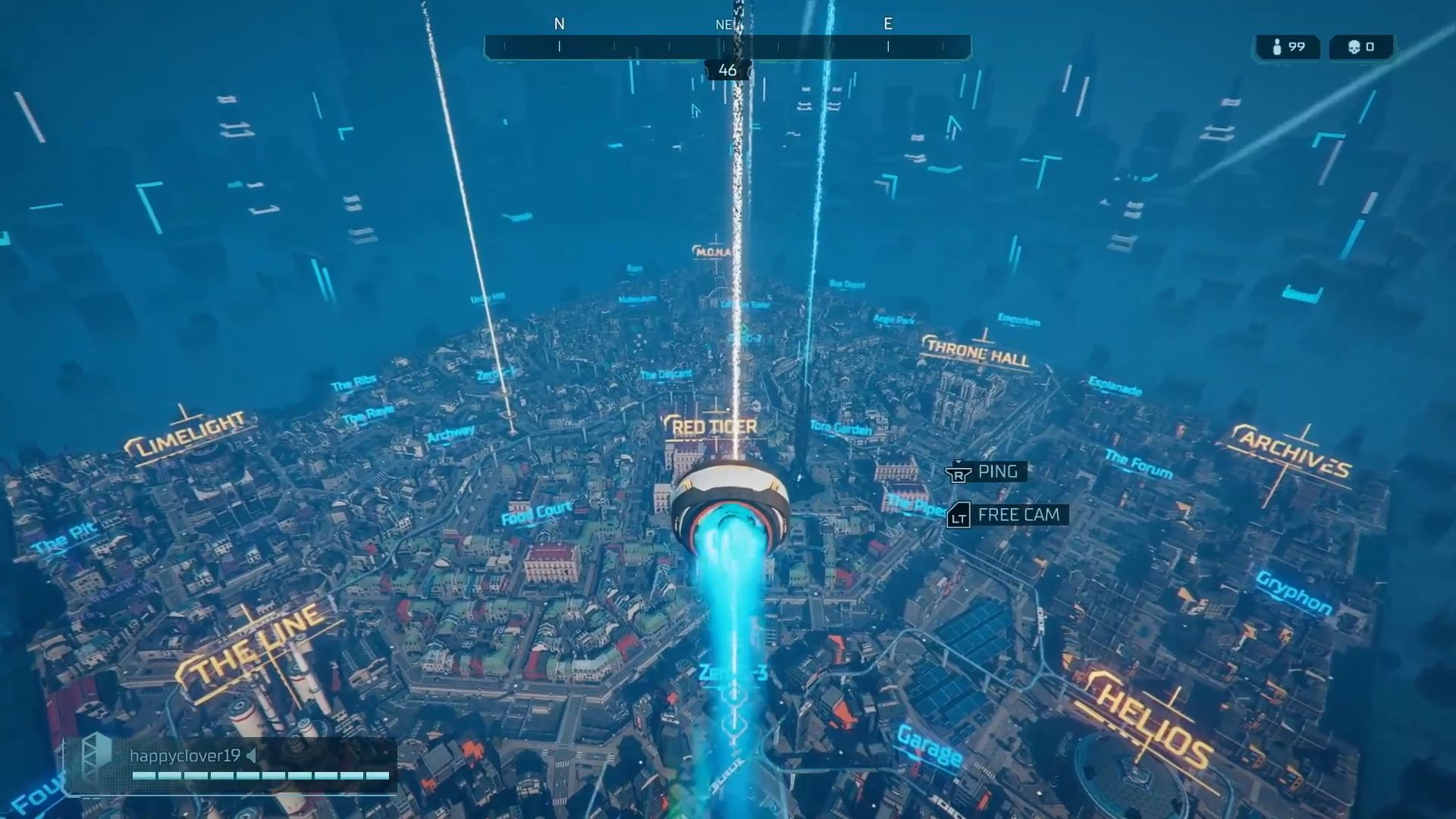 Hyper Scape Livestream Reveal – Everything That Was Shown About Ubisoft's Battle Royale