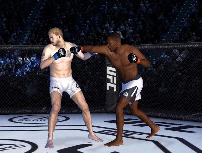Играй EA Sports UFC on pc 7