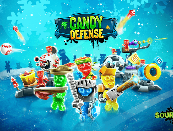 Play Sour Patch Kids: Candy Defense on PC 3