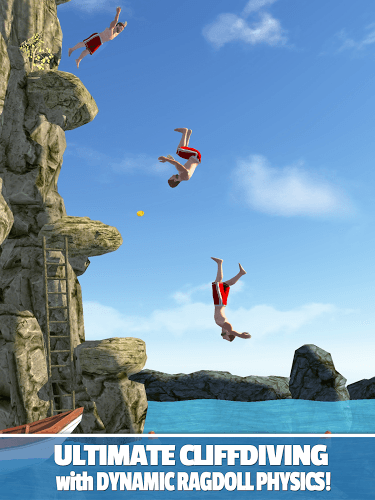 เล่น Flip Diving on PC 8