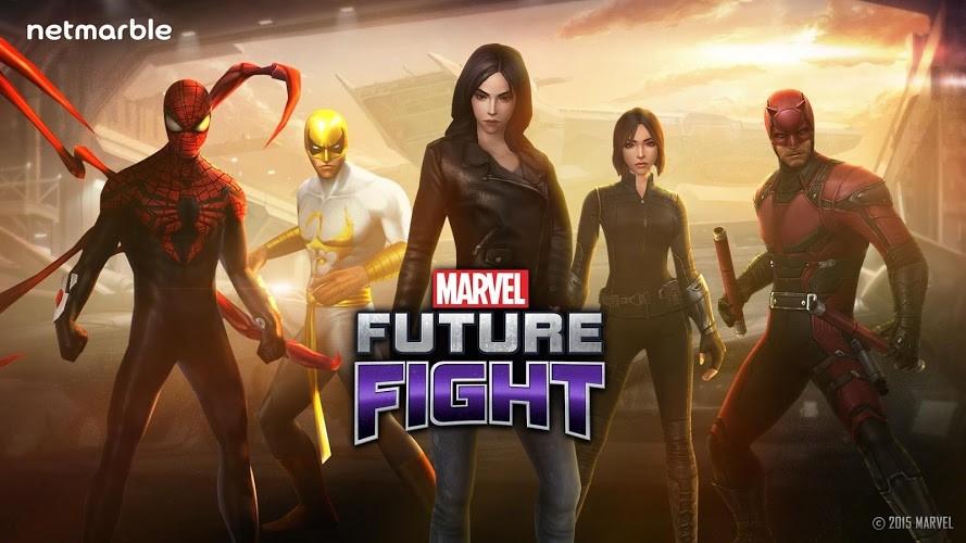 Jouez à  MARVEL Future Fight sur PC 27