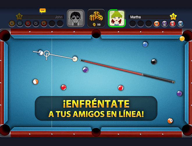 Juega 8 Ball Pool on PC 7
