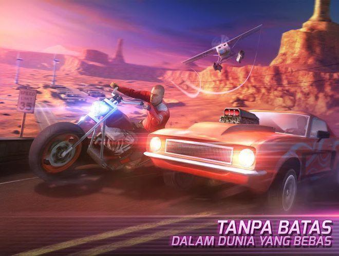 Main Gangstar Vegas on PC 7