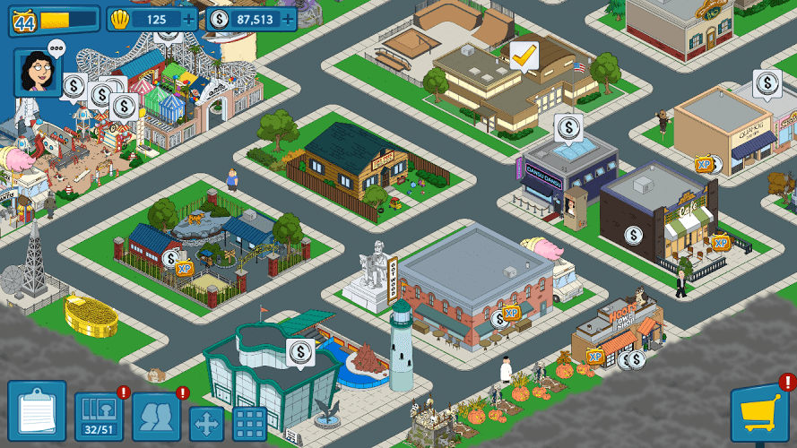 Family Guy: The Quest for Stuff - Home | Facebook