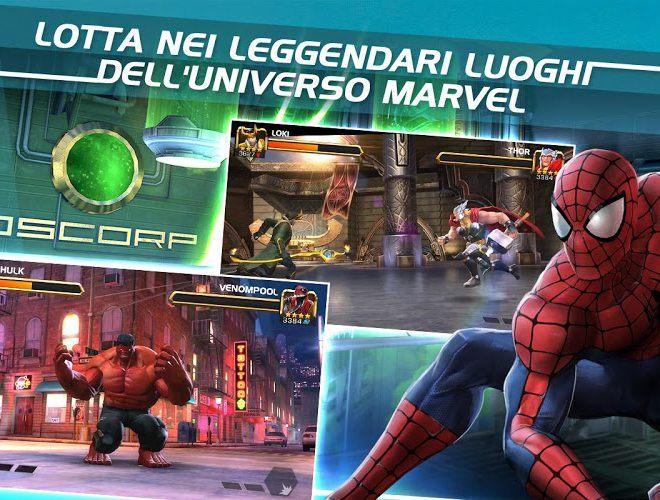 Gioca Marvel Contest of Champions sul tuo PC 5