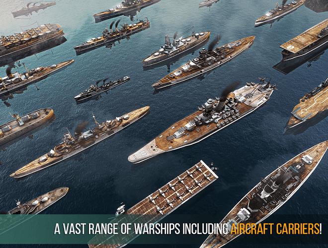Играй Battle of Warships На ПК 18