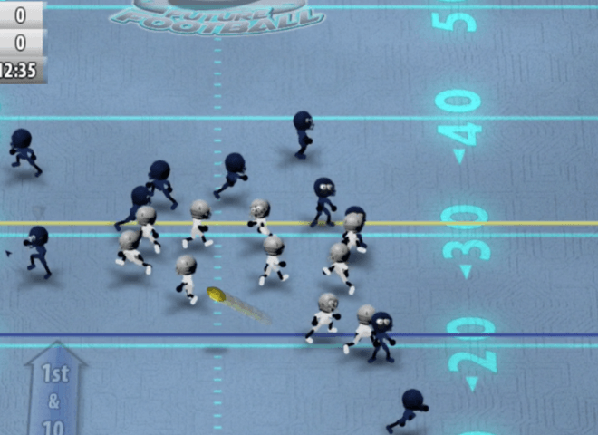Play Stickman Football on PC 6