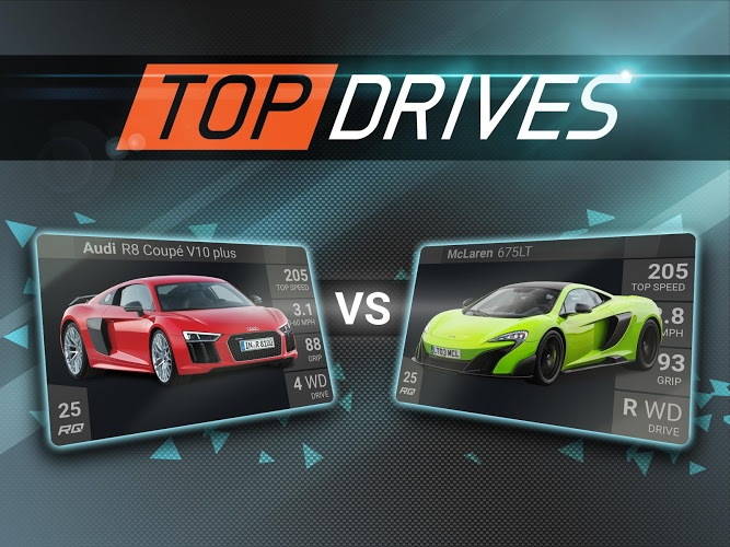 Play Top Drives on PC 3