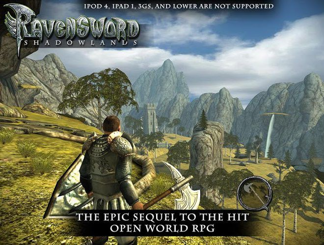Play Ravensword: Shadowlands on PC 5