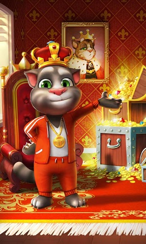 Jogue Talking Tom para PC 3