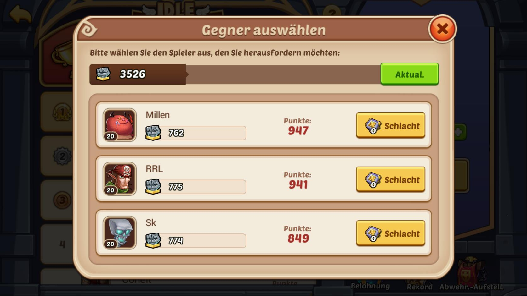 Idle Heroes Anfänger Guide